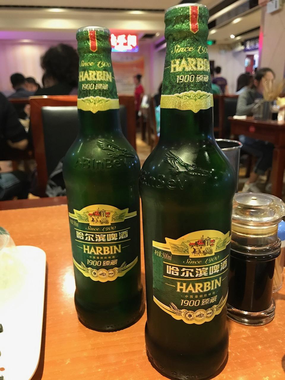 日本人の口に合う!中国最古のハルビンビール(哈爾浜啤酒)が日本でも買える!!